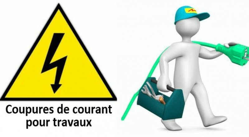 COUPURE D'ELECTRICITE SUR CHANES